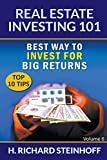 img - for Real Estate Investing 101: Best Way to Invest for Big Returns (Top 10 Tips) - Volume 6 book / textbook / text book