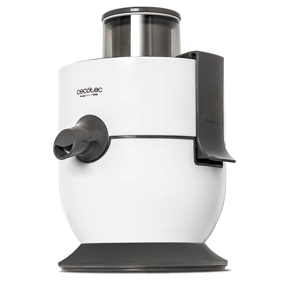 Licuadora orbital para extraer el jugo de frutas y verduras Canal de