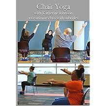 Chair Yoga with Katherine Johnson