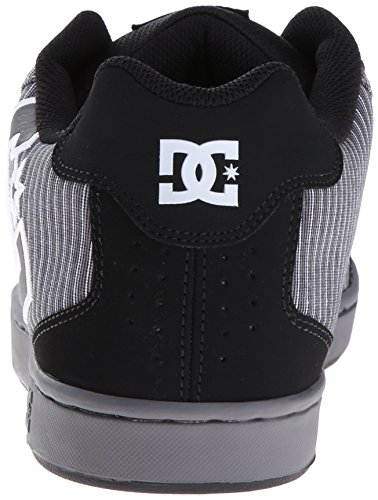 Black Shoes DC D0302297 Sneaker Herren SHOE SE Pinstripe NET 4dzdq0