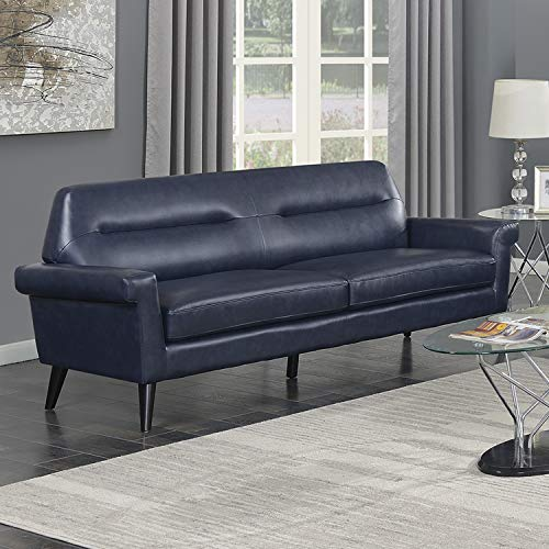 Christies Home Living S Camden, Sofa, Dark Blue