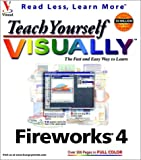 Teach Yourself Visually Fireworks 4, Sue Plumley, 0764535668
