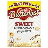 Butterkist Sweet Microwave Popcorn - 210g