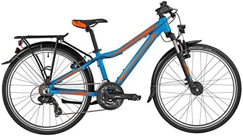 Bergamont &apos Vitox atb 24 niños bicicleta azul/naranja 2017 ...