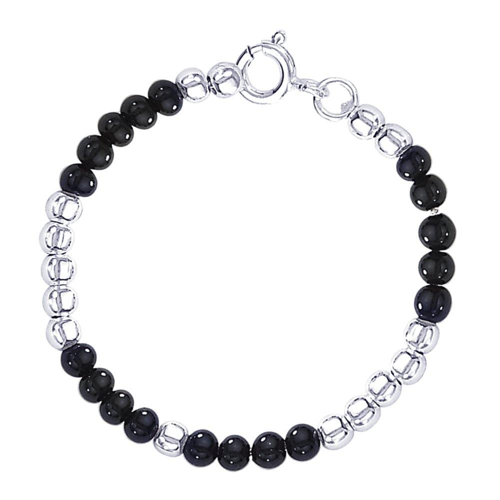 Taraash 925 Sterling Silver Bracelet For Baby Girl Silver-BR1104S