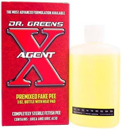 AH Drug Test at Home Kit Unisex Syn Ur u.Pass 100 Per Results