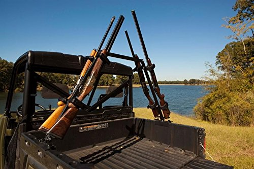 Kawasaki Teryx 4 2016 Sporting Clays UTV Gun Rack for Your Cargo Bed by Great Day (Image #6)