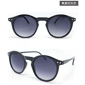 Amazon.com: amazzang-women Hombres Retro anteojos de sol de ...