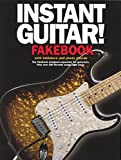 Instant Guitar Fakebook, Peter Pickow, 0825627958