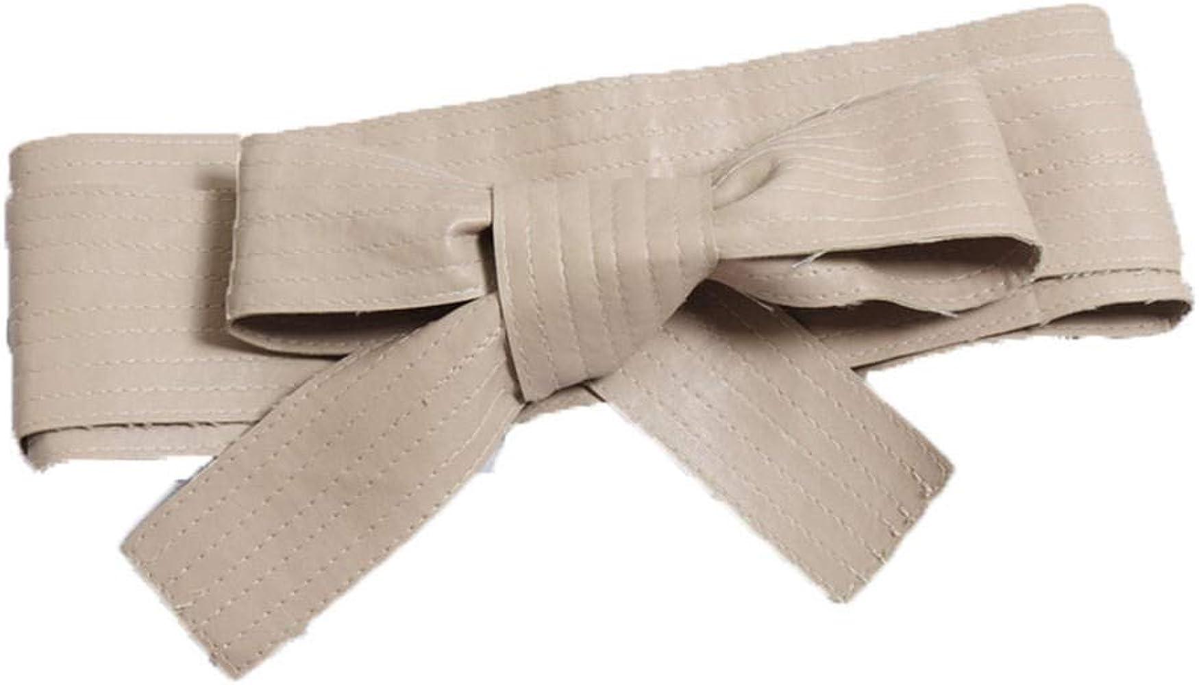 Cinturón Ancho Para Mujer, Doble Círculo, Corbata De Lazo, Faja ...
