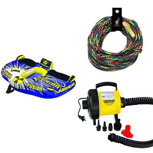 Airhead Fusion Rope and Pump Bundle