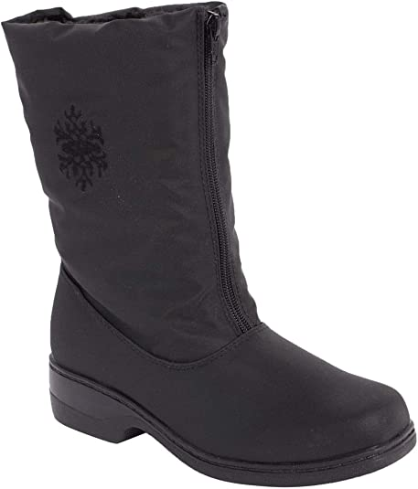 Wide Width The Snowflake Weather Boot