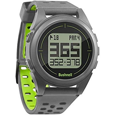 Bushnell ION 2 Golf GPS Watch Bundle | with PlayBetter Portable USB Charger | Simple, Intuitive Golf GPS Watch | 40,000+ Worldwide Courses by Bushnell Golf
