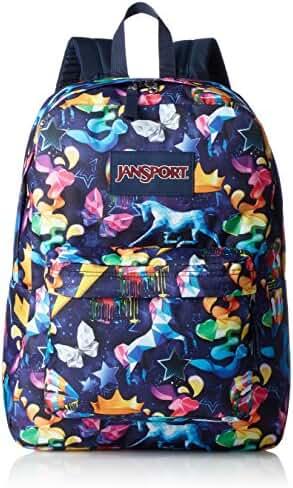 JANSPORT Rainbow Mania SuperBreak Backpack