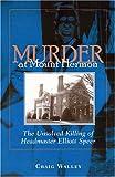 Murder at Mount Hermon, Craig Walley, 1555536182