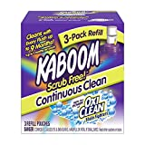 Best Automatic Toilet Bowl Cleaners - Kaboom Continuous Clean System Refill Tablets, 3 Count Review