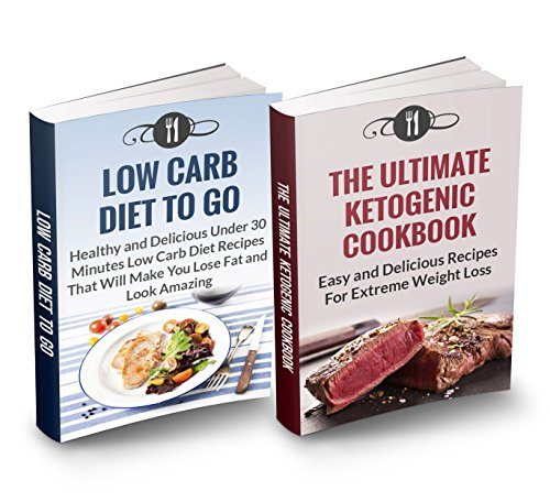 Ketogenic Box Set Ultimate Cookbook ebook