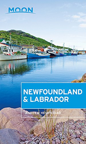 Moon Newfoundland & Labrador (Travel Guide)