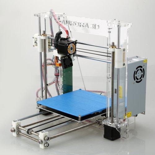 Aurora3D DIY RepRap Prusa I3 - 200x200x160mm / 6.400cm3