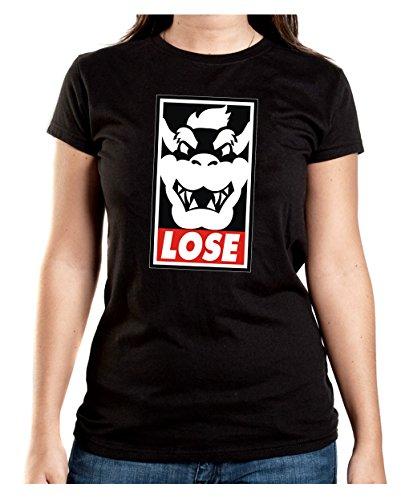 Certified Freak Lose T-Shirt Girls Black