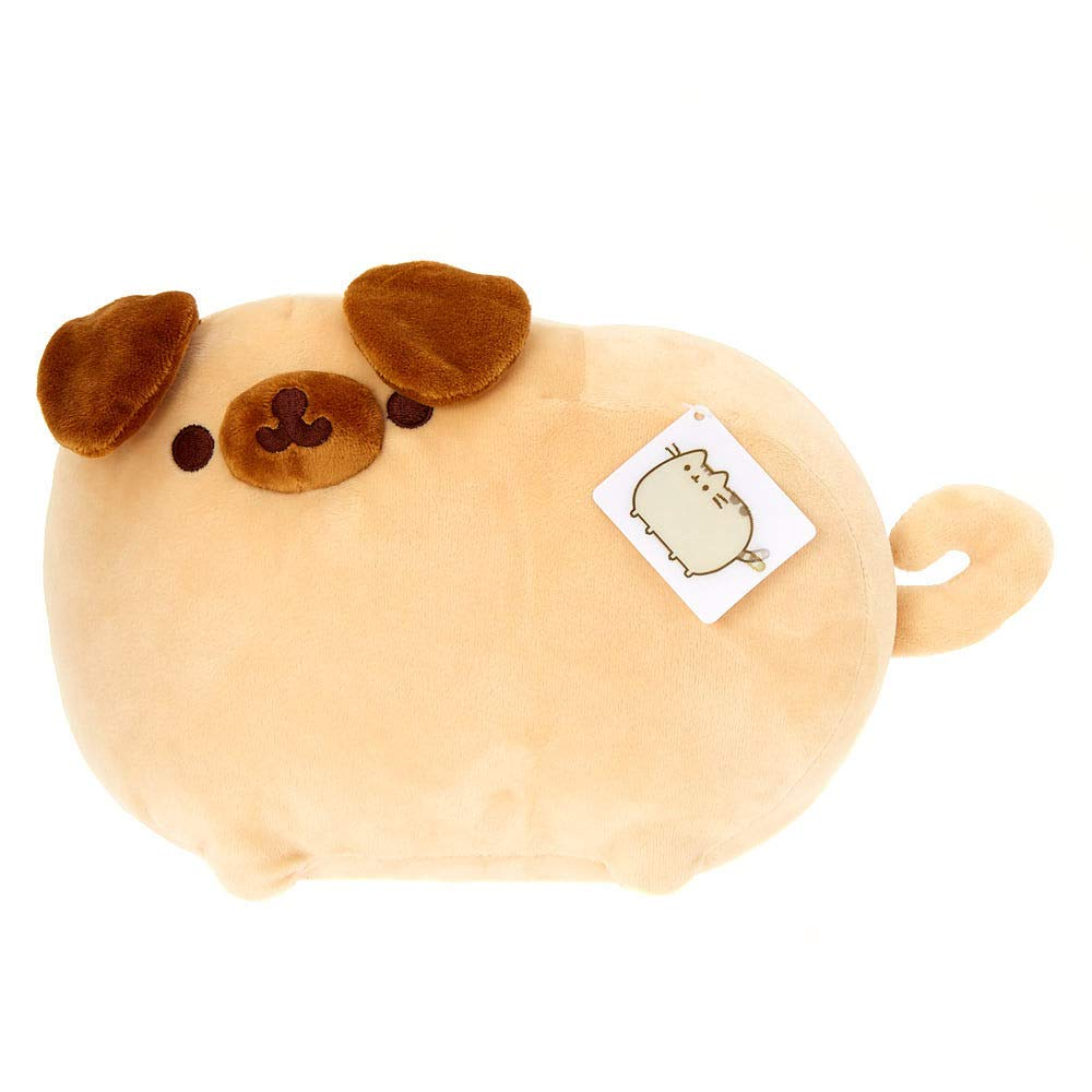 Claire's Girl's Pusheen Pugsheen Medium Plush Toy by Claire's