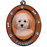 Cockapoo Key Chain
