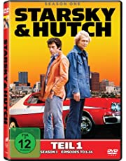 Starsky & Hutch - Season 1, Vol.1 [3 DVDs]