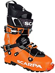 Still reigning as the best-selling AT boot of all time, Scarpa buffed up the beloved Maestrale Alpine Touring boot to bring you a terrain-crushing backcountry machine that sheds weight on the skintrack and increases power during steep descent...