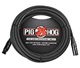 Pig Hog PHM25 High Performance 8mm XLR Microphone Cable, 25 feet
