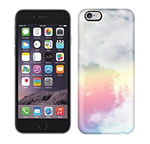 Running Gary Rainbow With Cloud Hard Phone Case For iphone 5s