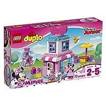 LEGO DUPLO Brand Disney Minnie Mouse Bow-Tique Building Kit, 70 Piece