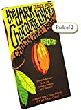 Trader Joe's the Dark Chocolate Lover's Chocolate Bar (3.5 oz/ 1.7 oz bar)(Pack of 2 / Total of 4 Bars)