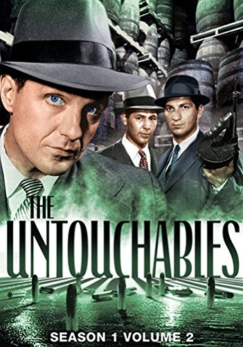 The Untouchables: Season 1 Volume 2 (Full Frame, 4PC, Sensormatic)