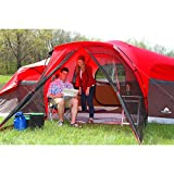 NEW Camping Tent 10 Person Large Cabin Easy Setup Family Shelter Hiking Outdoor