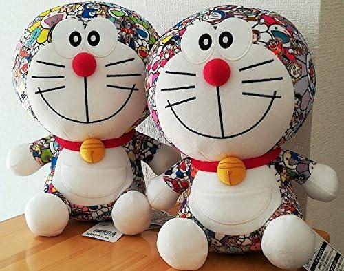 Takashi Murakami x Doraemon UNIQLO Limited Plush Doll Stuffed Toy Collectible