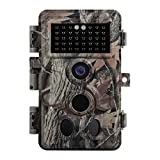 Zopu Trail Game Camera 20MP 1080P, No Glow Night Vision 65ft, 0.2s Motion