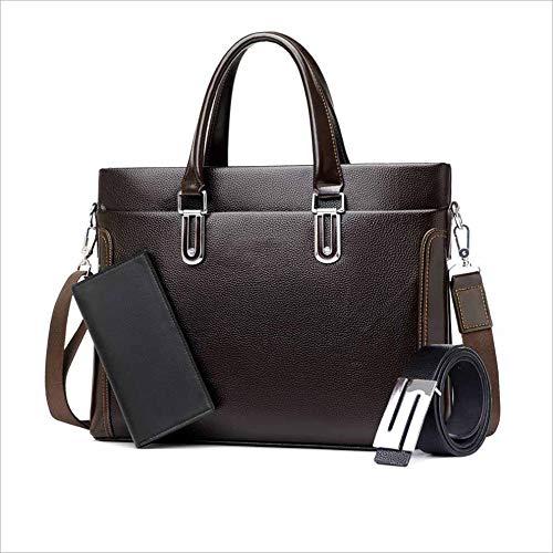 f738a33913 Uomo 2 in 1 Borsa Set Business Uomo Borse Borse Big Bags Borse per computer  Borse