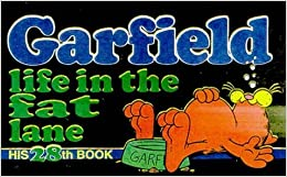 Book Garfield: Life in the Fat Lane (Garfield (Numbered)) by Jim Davis (1995-09-26)