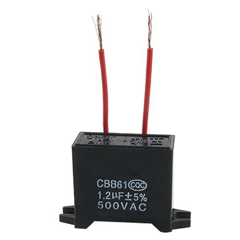 DealMux Deckenventilator Kondensator CBB61 1.2uf 500VAC: Amazon.de ...