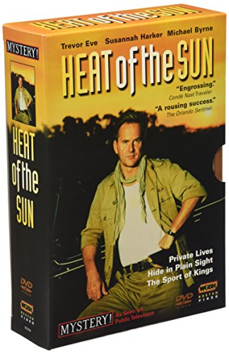 Waken of the Sun Boxed Set (Private Lives / Hide in Plain Sight / The Sport of Kings)