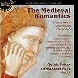 Page: The Medieval Romantics (Audio CD)