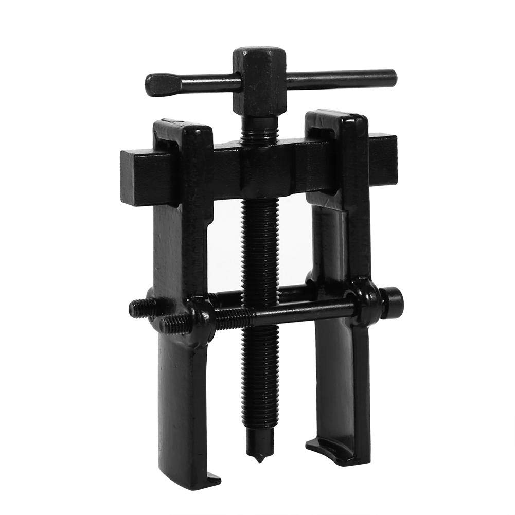 Adjustable Two Jaw Pilot Bearing Puller Tool Carbon Steel Pump Pulley Remover Straight Type 6