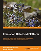 Infinispan Data Grid Platform Front Cover