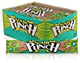 Sour Punch Watermelon Sour Straws, 2oz Tray, (24 Pack)