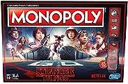 JOGO MONOPOLY STRANGER THINGS - C4550 - HASBRO