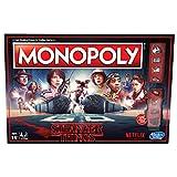 Hasbro Gaming Game Monopoly Stranger Things