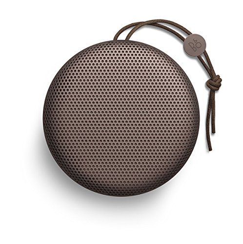 Bang & Olufsen Beoplay A1 Portable Bluetooth Speaker with Microphone - Deep Red