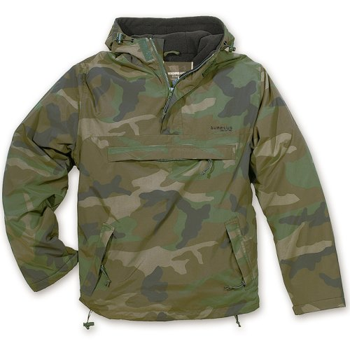 Surplus WINDBREAKER HERREN, WOODLAND, M