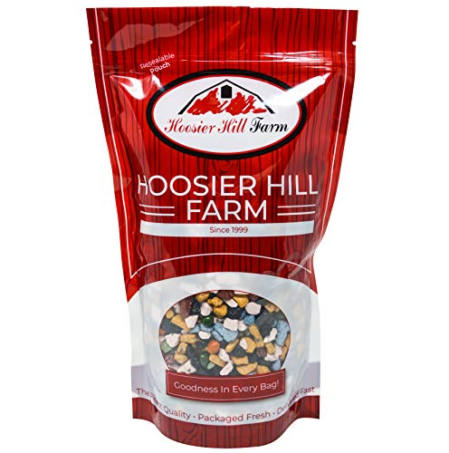 Hoosier Hill Farm Original Chocolate Rock Candy Nuggets, 5 Pound