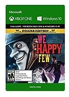 We Happy Few: Deluxe Edition - Xbox One [Digital Code]